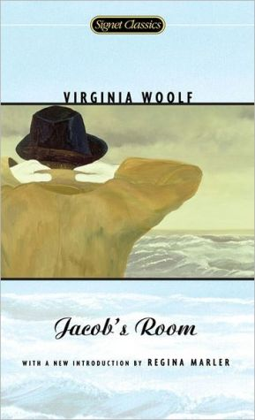 Book cover of Jacob's Room