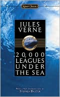 Book cover of 20,000 Leagues under the Sea