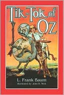 Book cover of Tik-Tok of Oz (Oz Series #8)