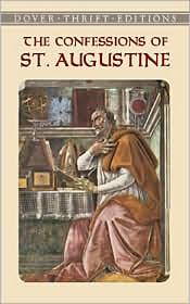 Book cover of The Confessions of St. Augustine
