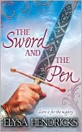 Book cover of The Sword and the Pen