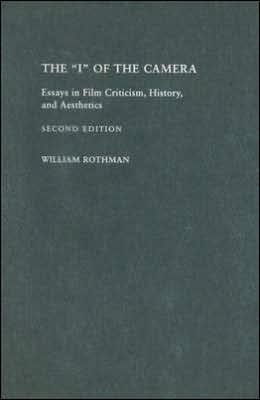 Book cover of 'I' of the Camera (Cambridge Studies in Film Series: Essays in Film Criticism, History, and Aesthetics