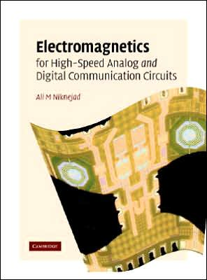 Book cover of Electromagnetics for High-Speed Analog and Digital Communication Circuits
