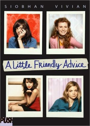 Book cover of A Little Friendly Advice