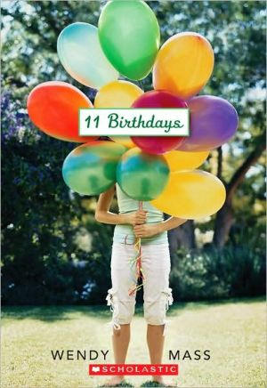 Book cover of 11 Birthdays
