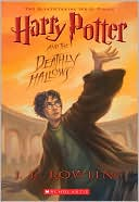 Book cover of Harry Potter and the Deathly Hallows (Harry Potter #7)