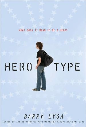 Book cover of Hero Type