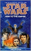 Book cover of Star Wars Thrawn Trilogy #1: Heir to the Empire