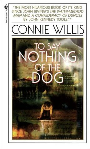 Book cover of To Say Nothing of the Dog