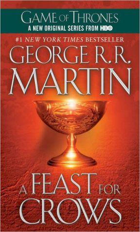 Book cover of A Feast for Crows (A Song of Ice and Fire #4)