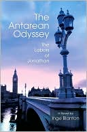 Book cover of Antarean Odyssey: The Labors of Jonathan