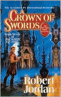 Book cover of A Crown of Swords (Wheel of Time Series #7)