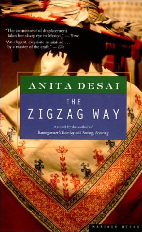 Book cover of The Zigzag Way