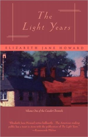 Book cover of The Light Years, Vol. 1