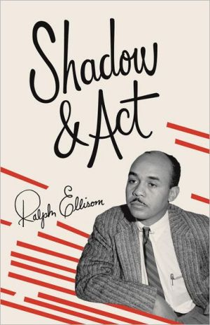 Book cover of Shadow and Act