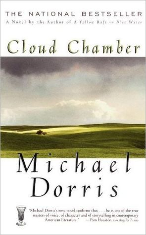Book cover of Cloud Chamber