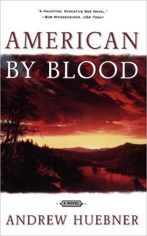 Book cover of American by Blood
