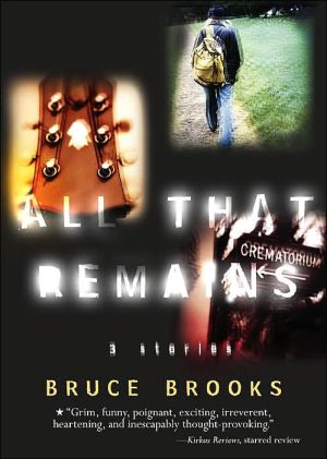 Book cover of All That Remains: 3 Stories