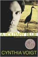 Book cover of A Solitary Blue