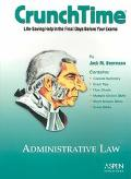 Book cover of Administrative Law