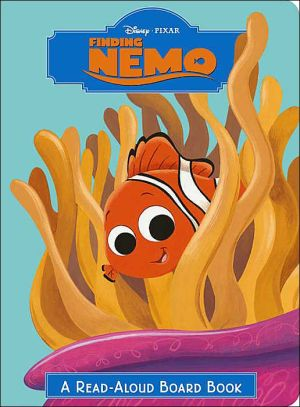 Book cover of Finding Nemo: A Read-Aloud Board Book