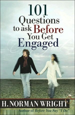 Book cover of 101 Questions to Ask before You Get Engaged