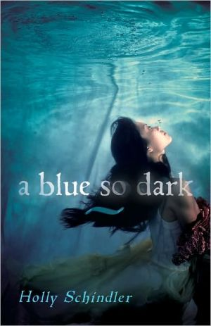 Book cover of A Blue So Dark