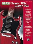 Book cover of 10 for 10 Classic '60s Guitar Tab: Easy Guitar TAB