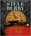 Book cover of The Emperor's Tomb (Cotton Malone Series #6)