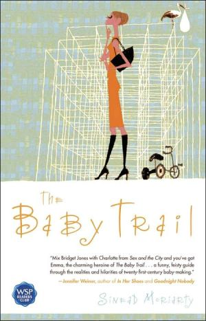 Book cover of The Baby Trail