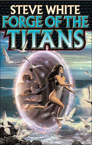 Book cover of Forge of the Titans