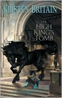 Book cover of The High King's Tomb (Green Rider Series #3)
