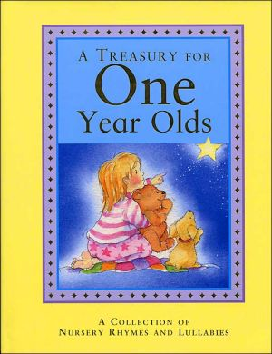 Book cover of A Treasury for One Year Olds (Children's Treasuries)