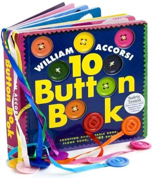Book cover of 10 Button Book