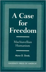 Book cover of A Case for Freedom