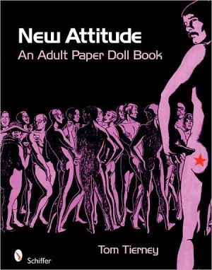 Book cover of ¿Attitude¿ Revisited: An Adult Paper Doll Book