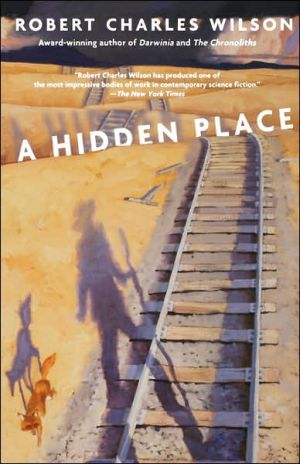 Book cover of A Hidden Place