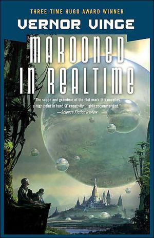 Book cover of Marooned in Realtime