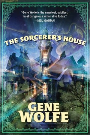 Book cover of The Sorcerer's House