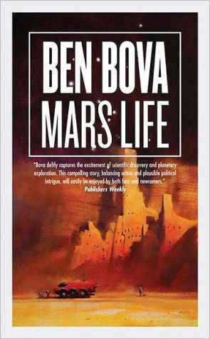 Book cover of Mars Life