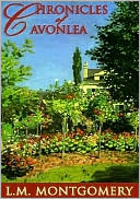 Book cover of Chronicles of Avonlea