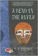 Book cover of A Bend in the River