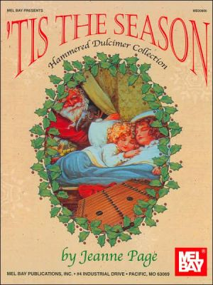 Book cover of 'Tis the Season: Hammered Dulcimer Collection