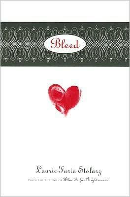 Book cover of Bleed