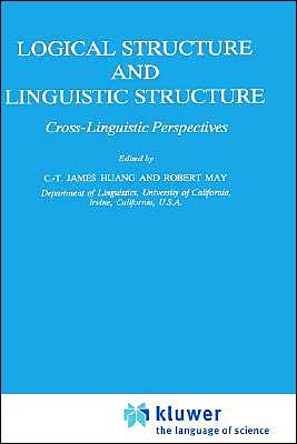 Book cover of Logical Structure and Linguistic Structure: Cross-Linguistic Perspectives