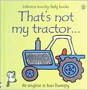 Book cover of That's Not My Tractor