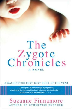 Book cover of The Zygote Chronicles