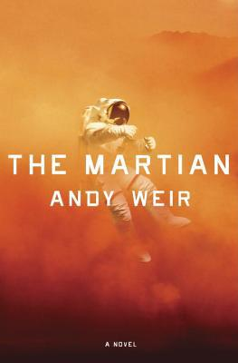 Book cover of The Martian