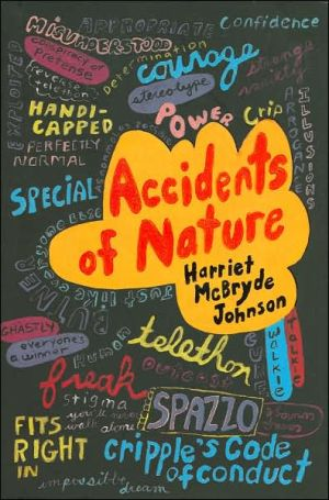 Book cover of Accidents of Nature