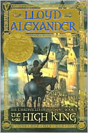 Book cover of The High King (Chronicles of Prydain Series #5)